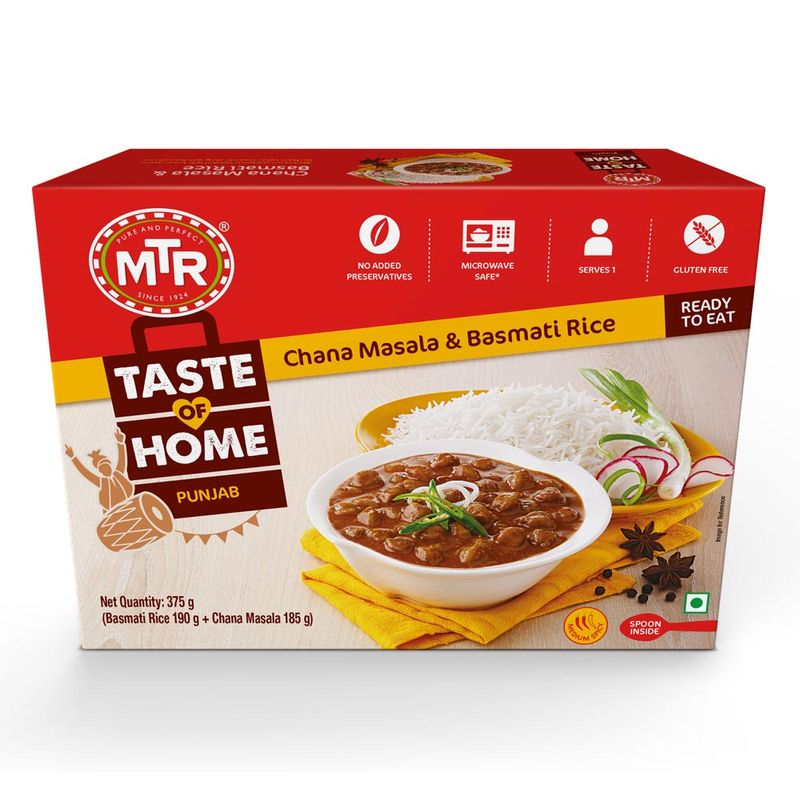 c3ca9a214eec8c Buy Mtr Ready To Eat Chana Masala 350 G Online At Best Price With ...