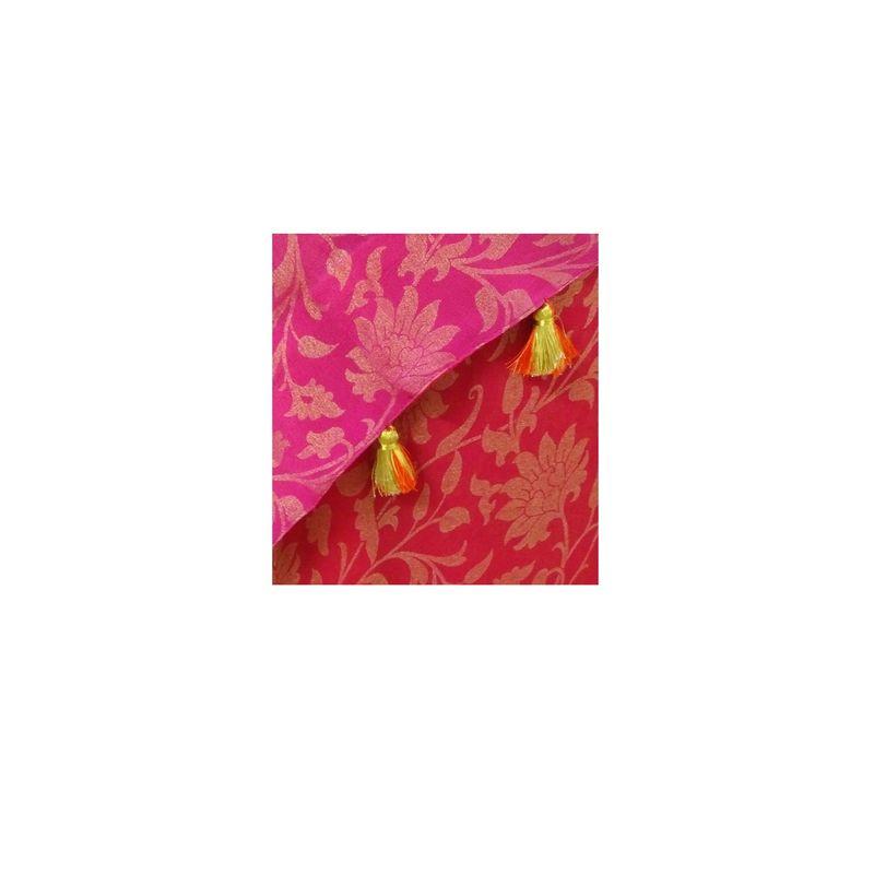 Mayurkanth Sari Series - Pink
