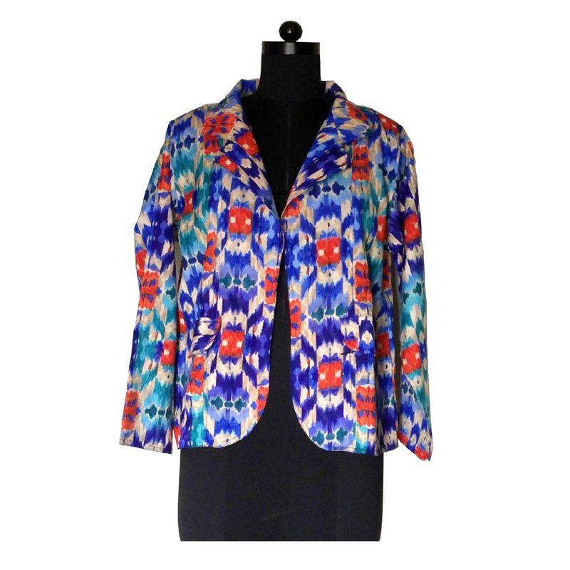 Thread Turner 'Indigo Rain' Jacket
