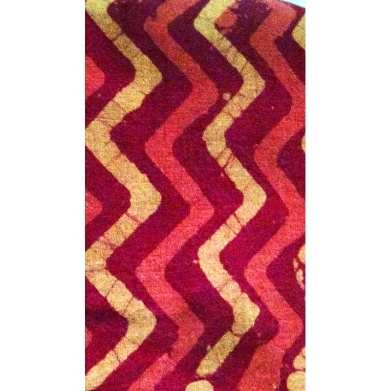 Thread Turner 'Brick Batik' Scarf