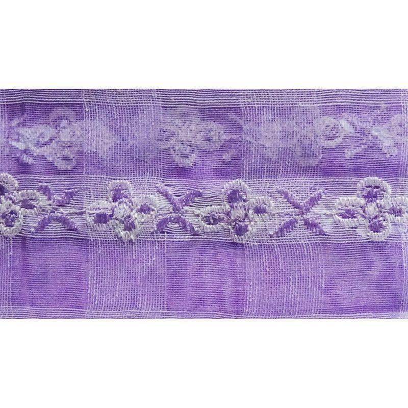 Thread Turner 'Lavender Loop' Scarf