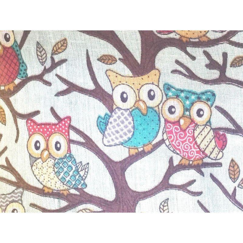 Thread Turner 'Owls' Scarf
