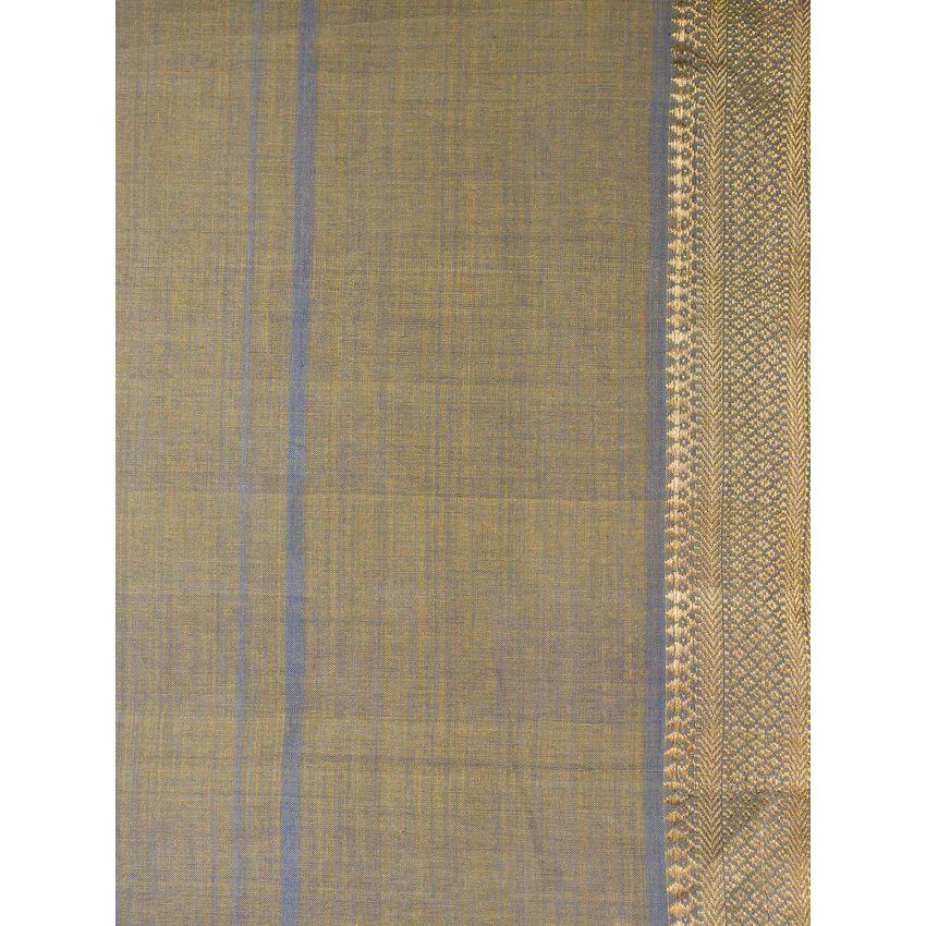 Green Mangalgiri Cotton Fabric Manglgirib 01