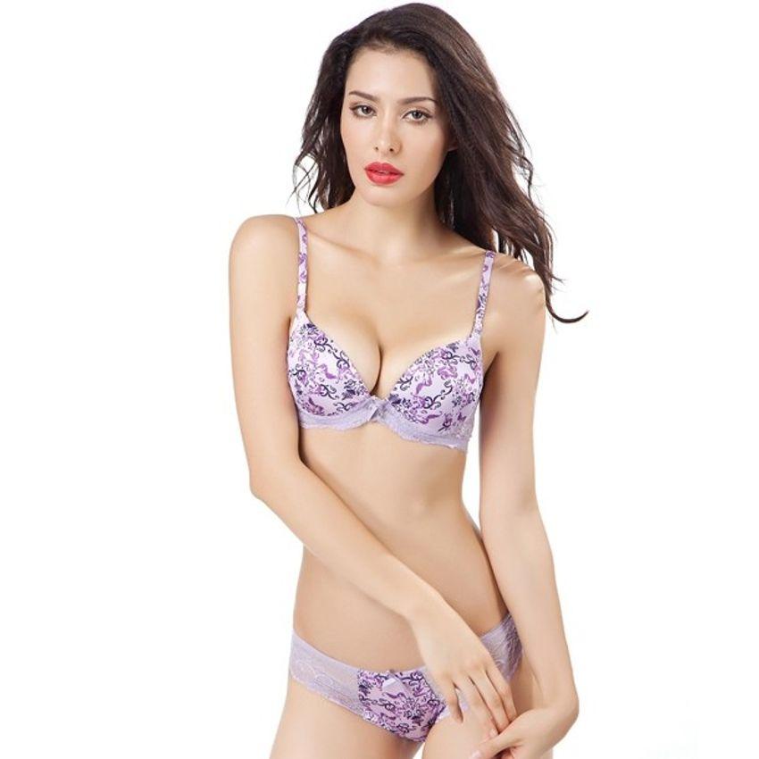 f74363683c20f Buy Purple Amaze Push-Up Bras Online At Low Price – Intimodo