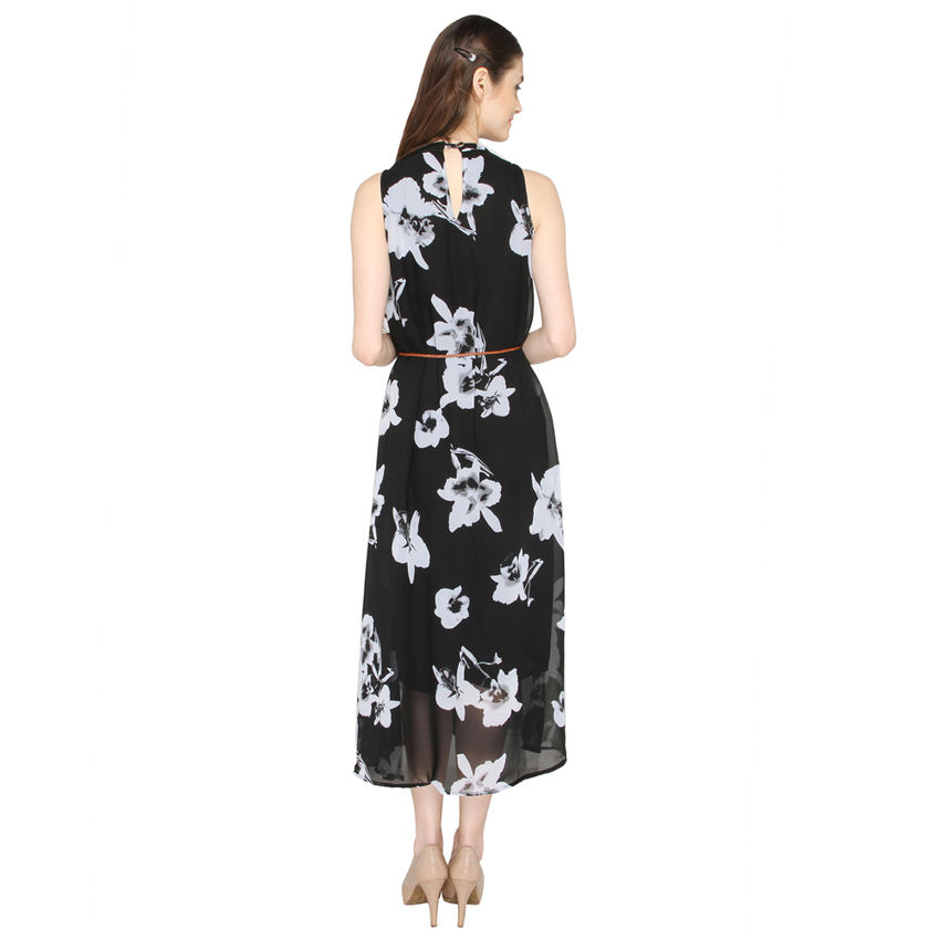 Buy black maxi dress online
