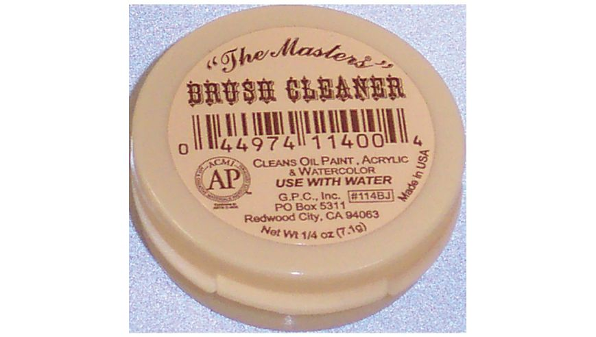 General's The Masters Brush Cleaner & Preserver - 1/4  0z - 7.1 gms