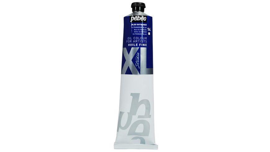 Pebeo XL Fine Oil 200 ML Ultramarine Blue 14
