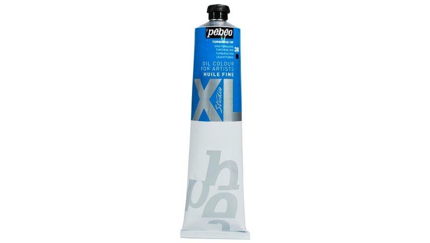 Pebeo XL Fine Oil 200 ML Vivid Turquoise 38