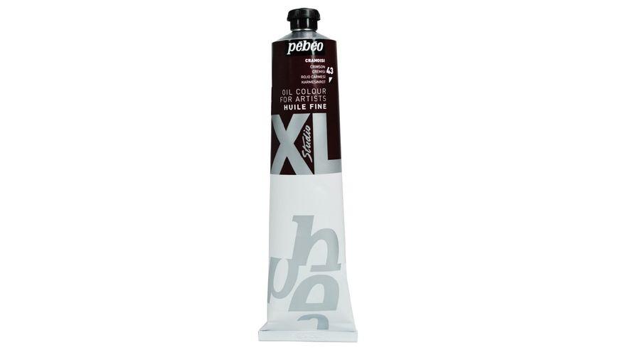 Pebeo XL Fine Oil 200 ML Crimson 43