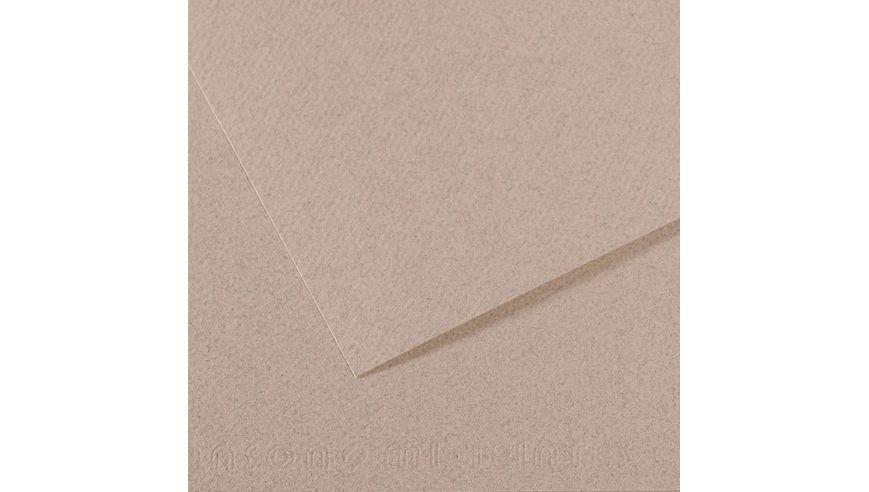Canson Mi-Teintes 160 GSM 55 x 75 cm Pack of 25 Honeycomb & Fine Grain Sheets - Moonstone