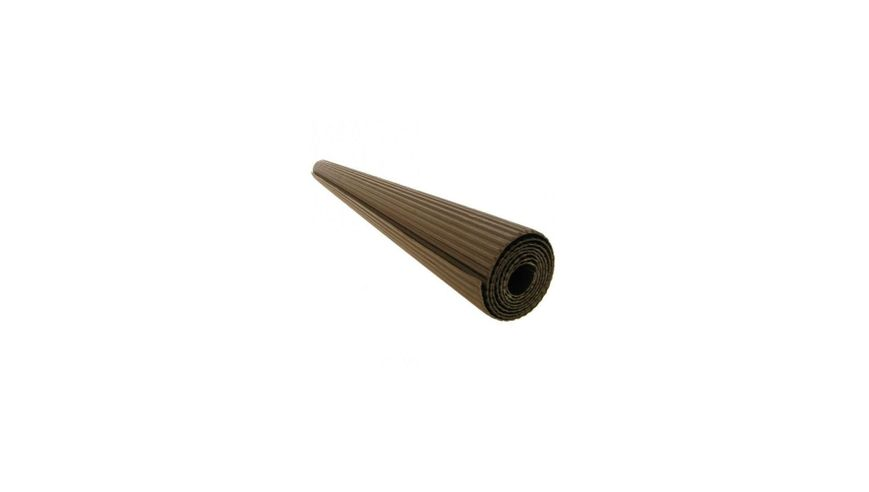 Canson Corrugated Cardboard Paper Roll - 300 GSM, 50 x 70 cm  - Chocolate
