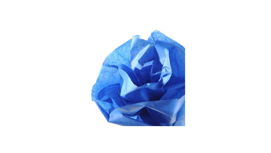 Canson Silk / Tissue Paper Roll - 20 GSM, 50 x 500 cm  - Ultramarine