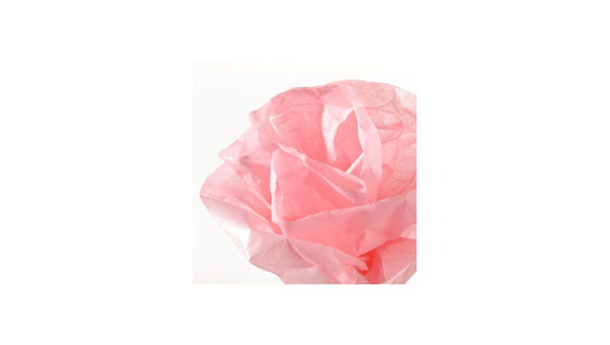 Canson Silk / Tissue Paper Roll - 20 GSM, 50 x 500 cm  - Acid Pink