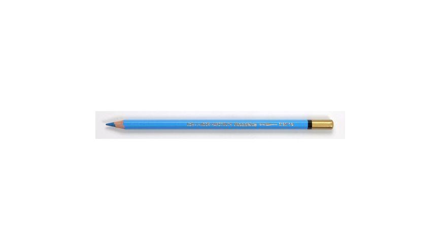 Koh-I-Noor Mondeluz Artist's Water Soluble Coloured Pencil - Light Blue