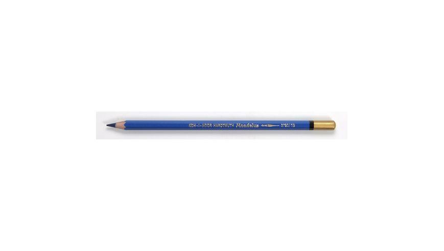Koh-I-Noor Mondeluz Artist's Water Soluble Coloured Pencil - Sapphire Blue