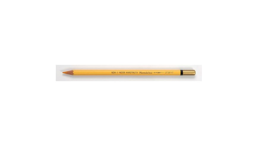 Koh-I-Noor Mondeluz Artist's Water Soluble Coloured Pencil - Naples Yellow Light