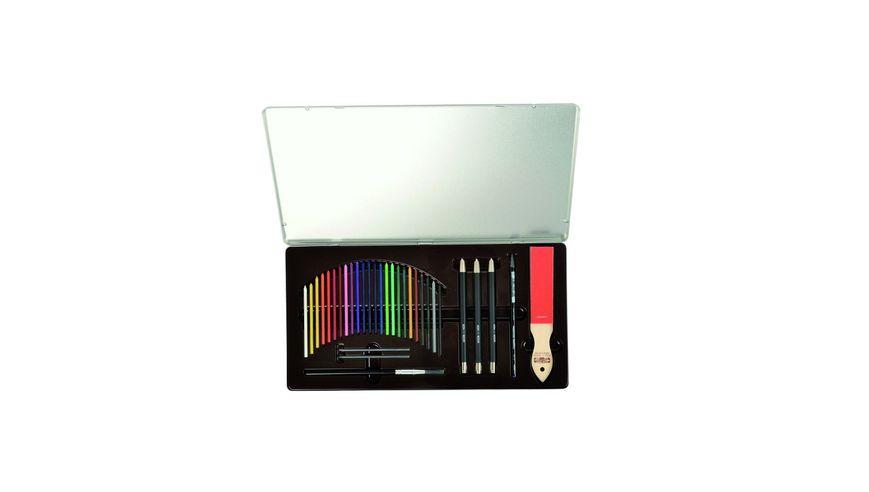 Koh-I-Noor Mondeluz Drawing Art Set of 32 Pieces