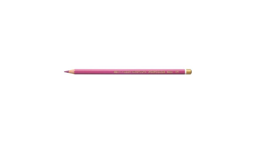 Koh-I-Noor Polycolor Artist's Coloured Pencil - Lilac Violet