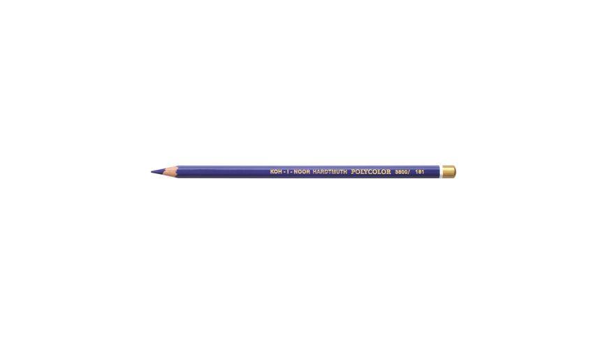 Koh-I-Noor Polycolor Artist's Coloured Pencil - Windsor Violet 2