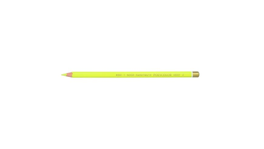 Koh-I-Noor Polycolor Artist's Coloured Pencil - Lemon Yellow