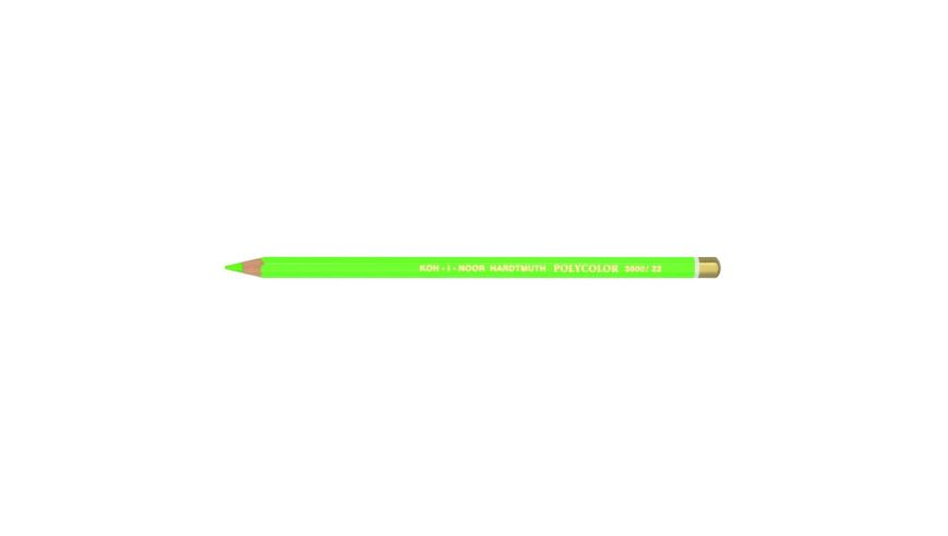 Koh-I-Noor Polycolor Artist's Coloured Pencil - Yellowish Green