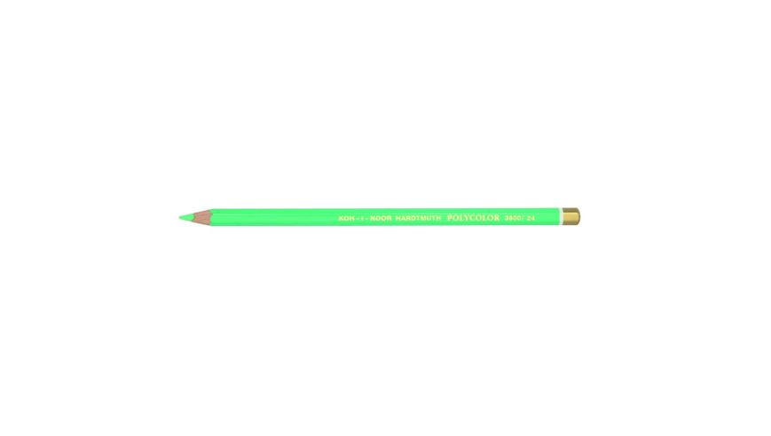 Koh-I-Noor Polycolor Artist's Coloured Pencil - Pea Green