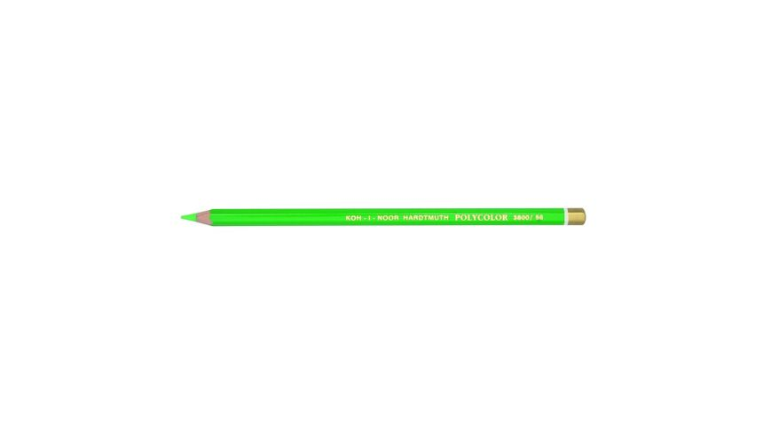 Koh-I-Noor Polycolor Artist's Coloured Pencil - Light Green