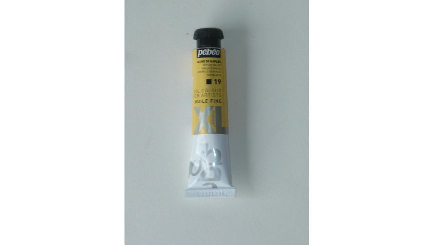 Pebeo XL Fine Oil 20 ML Naples Yellow 19