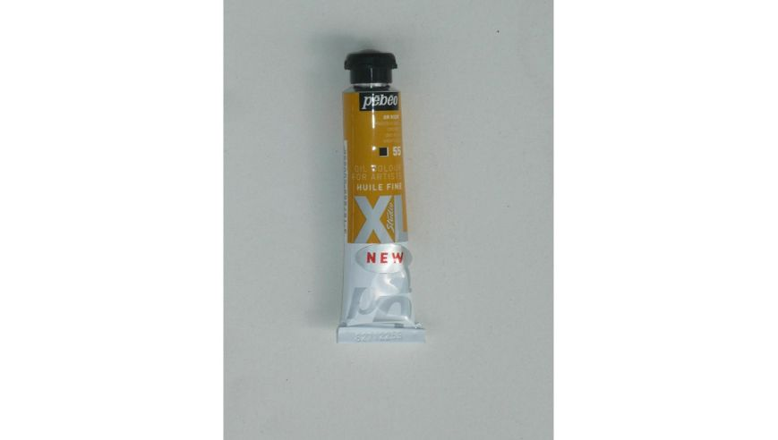 Pebeo XL Fine Oil 20 ML Precious Gold 55