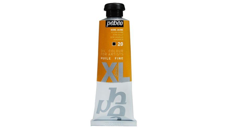 Pebeo XL Fine Oil 37 ML Yellow Ochre 20