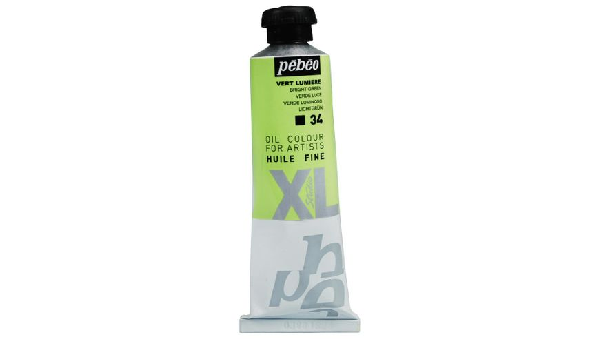Pebeo XL Fine Oil 37 ML Bright Green 34