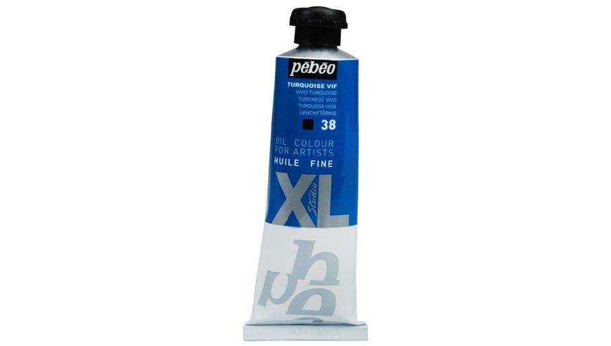 Pebeo XL Fine Oil 37 ML Vivid Turquoise 38