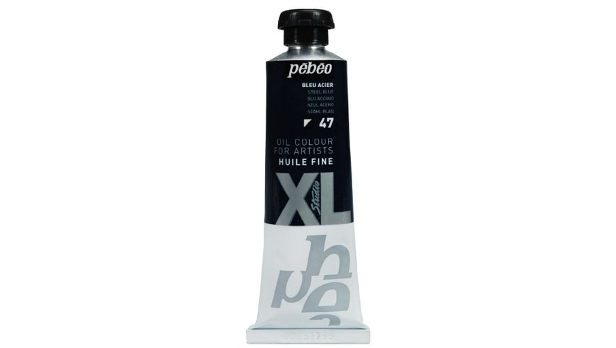 Pebeo XL Fine Oil 37 ML Steel Blue 47