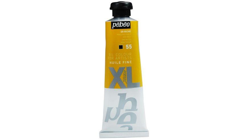 Pebeo XL Fine Oil 37 ML Precious Gold 55