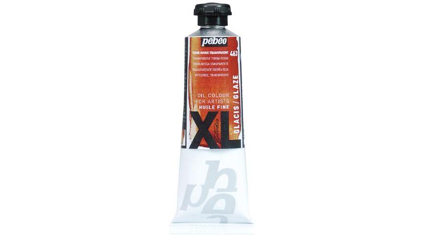 Pebeo XL Fine Oil 37 ML Glaze Terra Rossa 463
