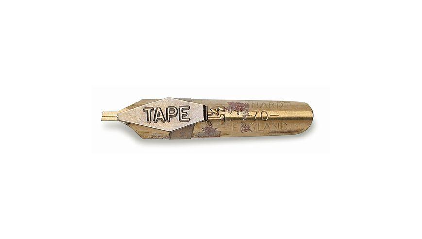 Manuscript Leonardt 1.5 mm Tape Nib