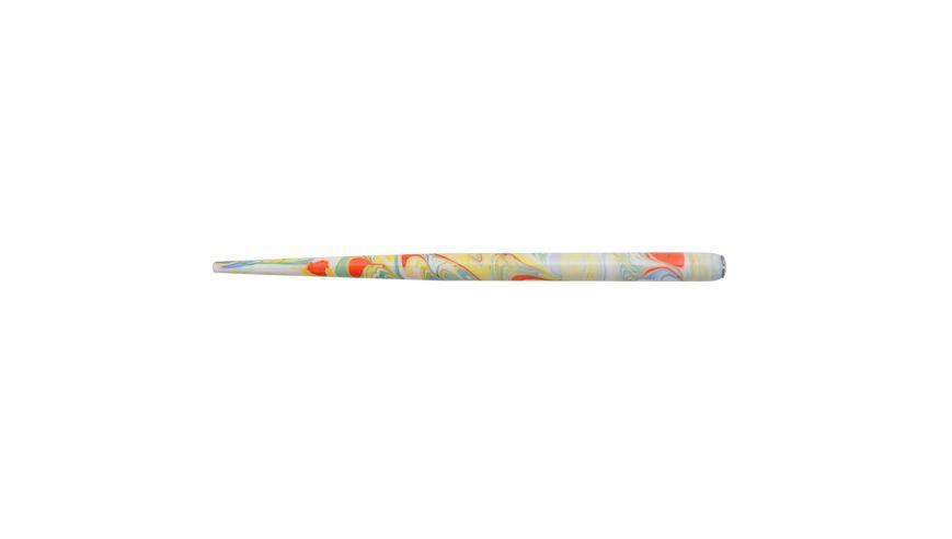 Manuscript Marble Dip Pen Holder - Mutli-Coloured