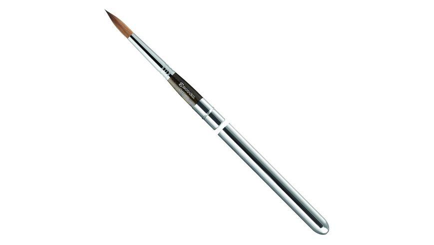 Escoda Optimo Kolinsky Sable Hair Brush - Series 1215 - Round Pointed - Travel Brush - Short Handle - Size: 2