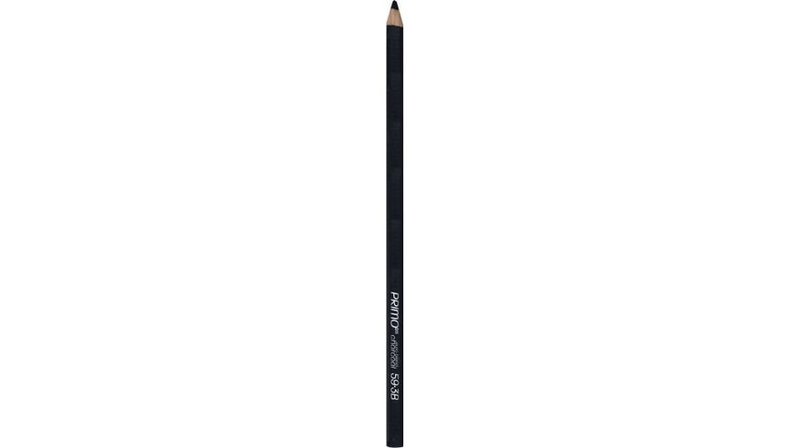 General's Primo Euro Blend Charcoal Pencil - 3B Soft