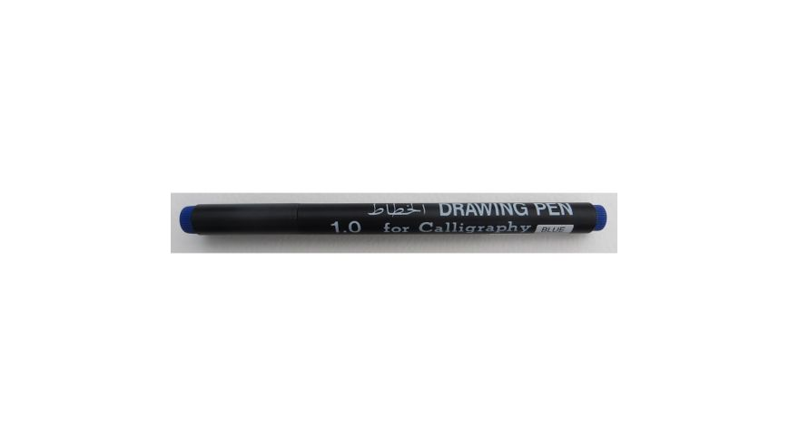 Snowman Calligraphy Pens - Blue - 1.0