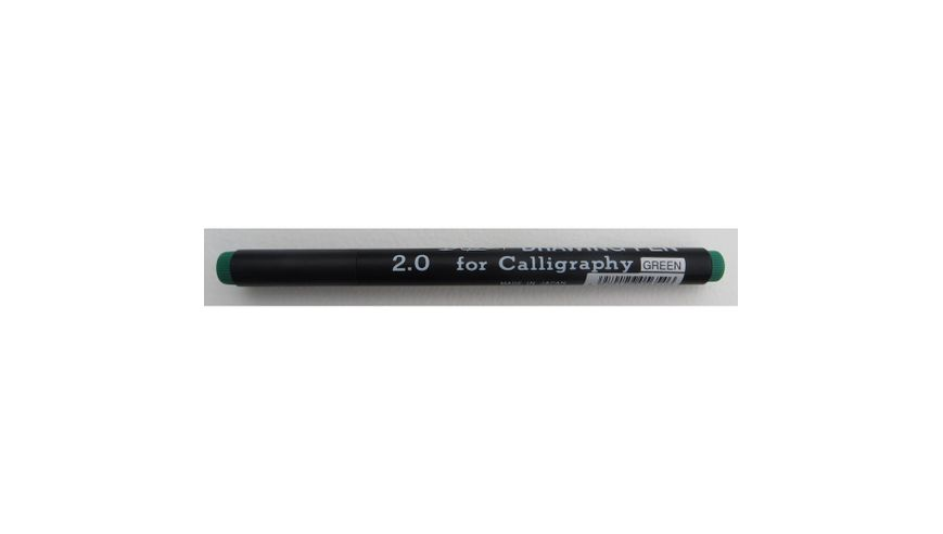 Snowman Calligraphy Pens - Green - 2.0