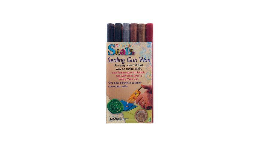 Manuscript Sealing Wax - Traditional Mix