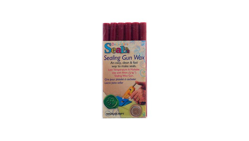 Manuscript Sealing Wax - Red