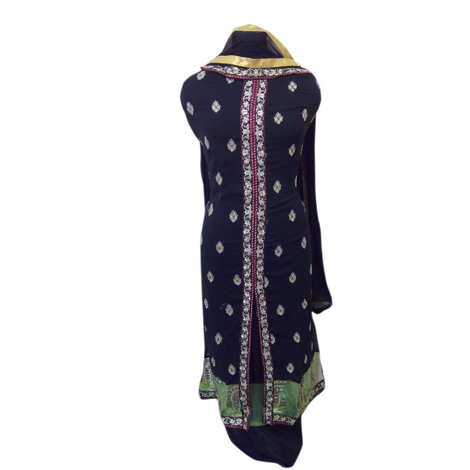 Georgett Embroidery Suits