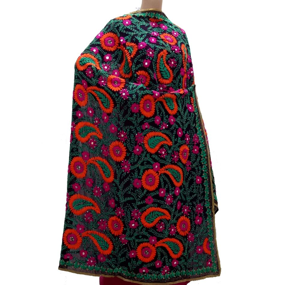 Super Georgette Dupatta