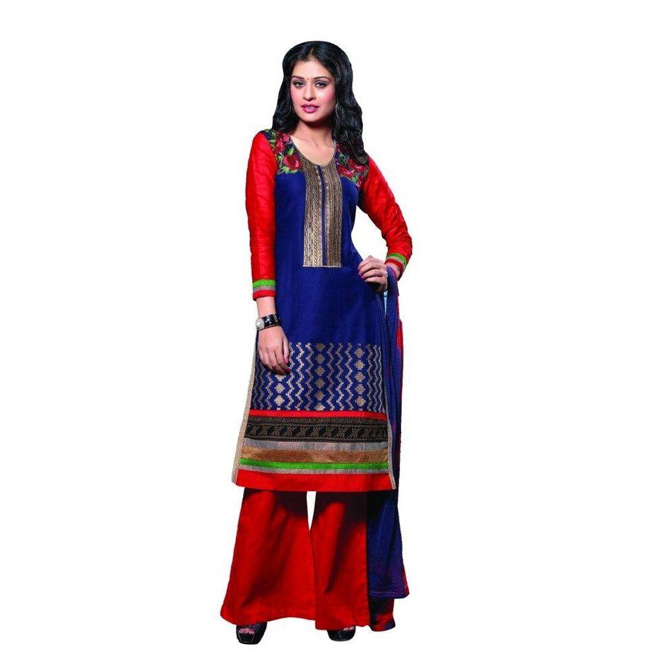 Designer Dress Material Salwar Suit