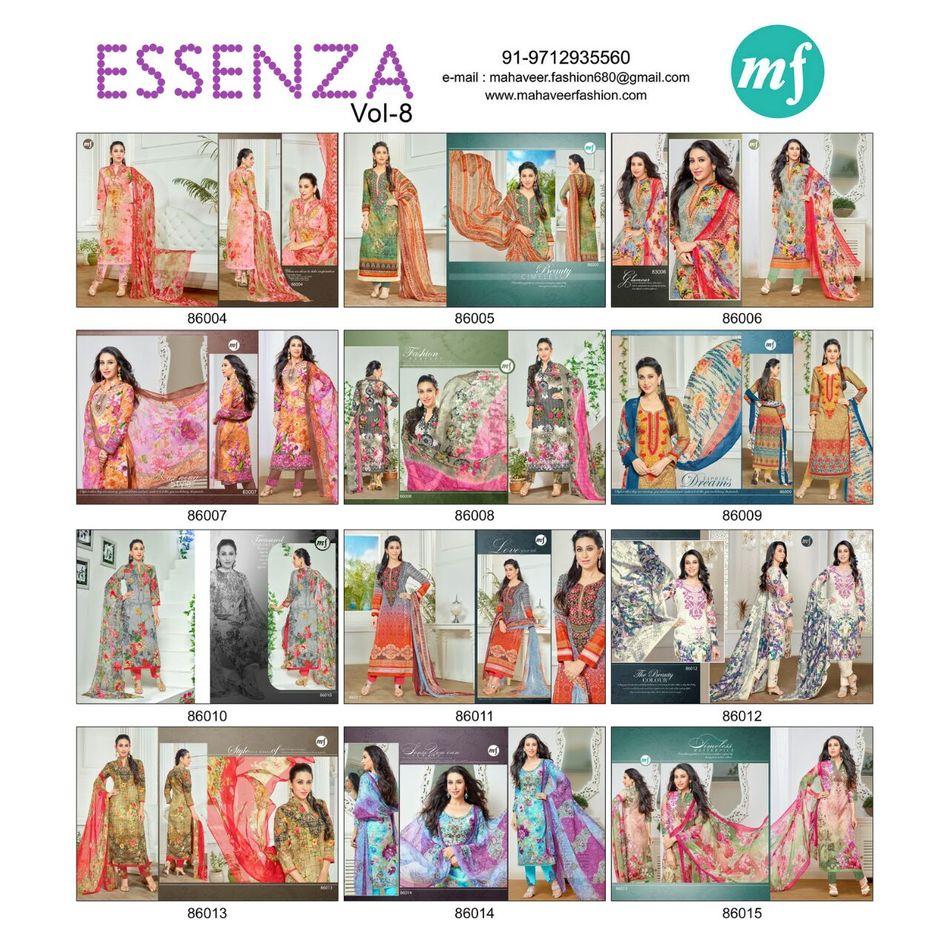 Essenza Vol-8