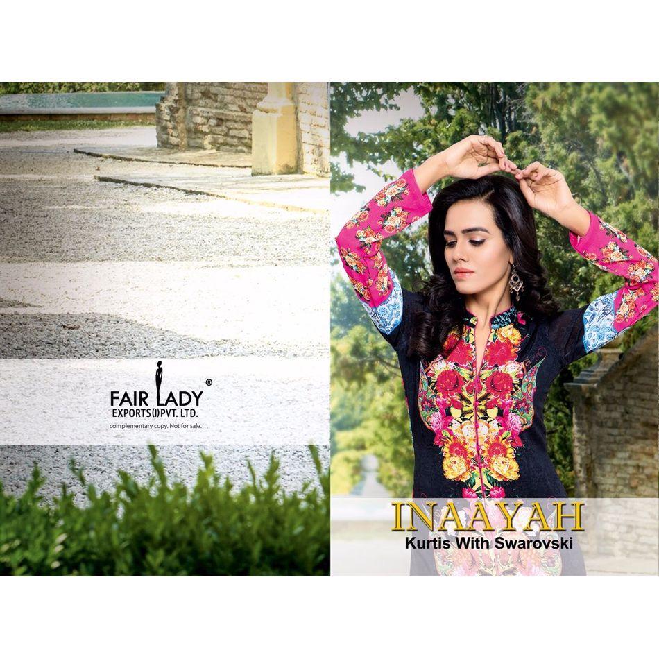 Inaayah Kurti By Fairlady