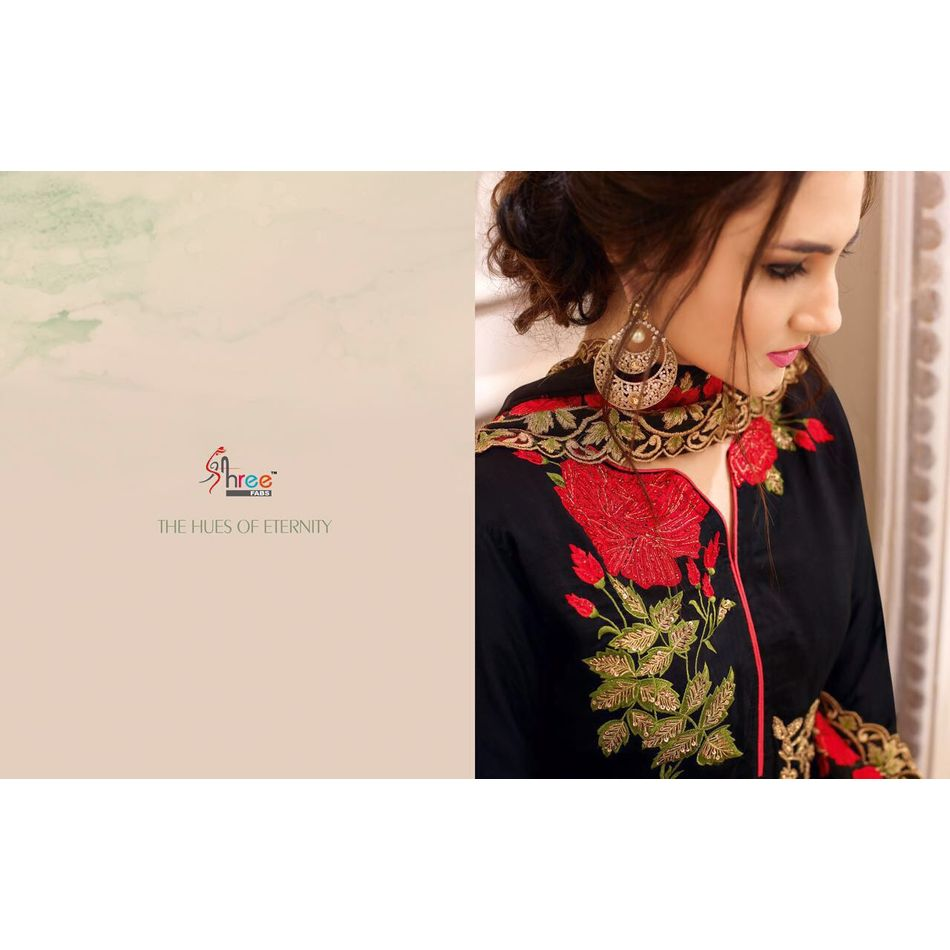 Gujarish By Shree Fabs      ----( Rs 1451 GST )