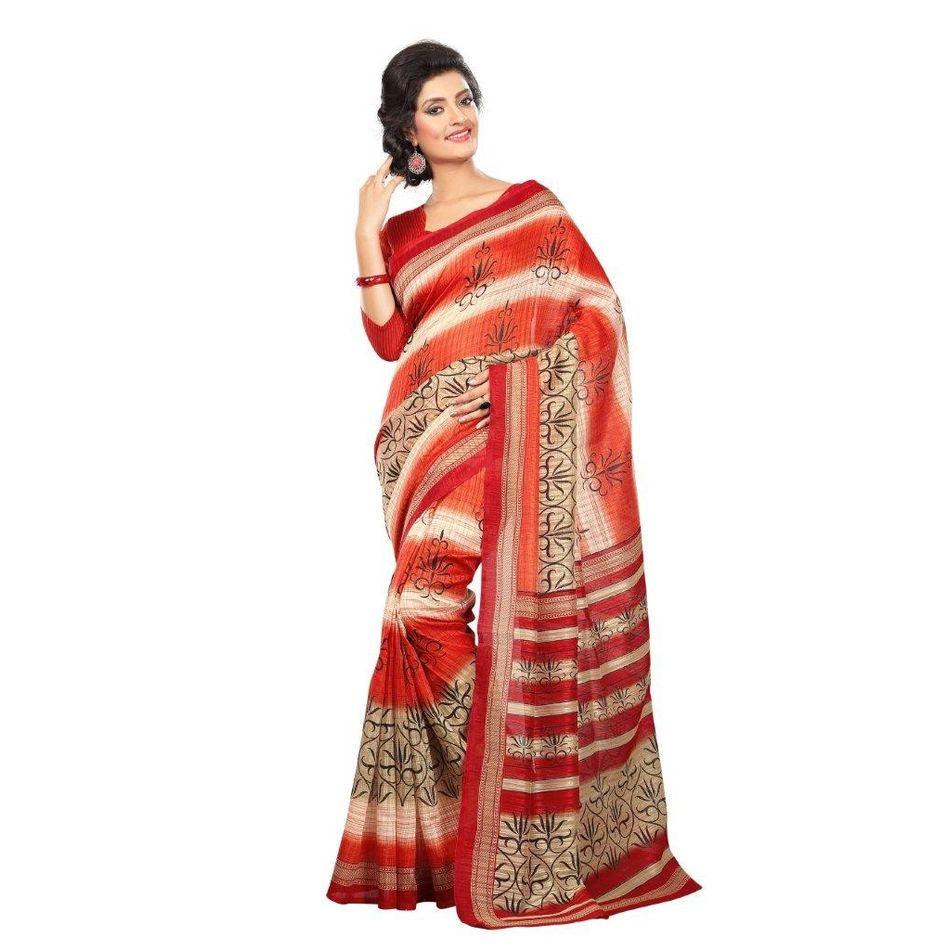 Manipuri Silk  Saree